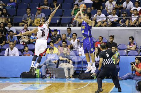 Mba Player Pilipinas by Troy Rosario Vosotros Bolster Gilas Cadet Side To Seaba
