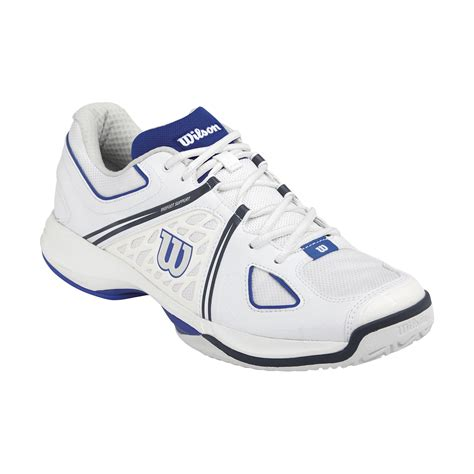 wilson tennis shoes wilson nvision mens tennis shoes ss15