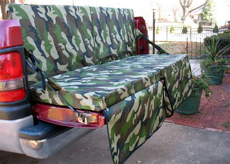 Image Gallery Truck Couch