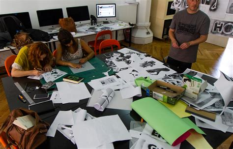 visual communication design workshop the students of the master of communication design labs