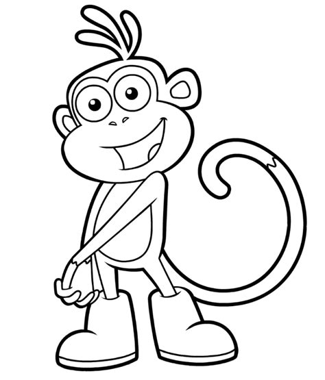 coloring pages dora boots dora coloring lots of dora coloring pages and printables