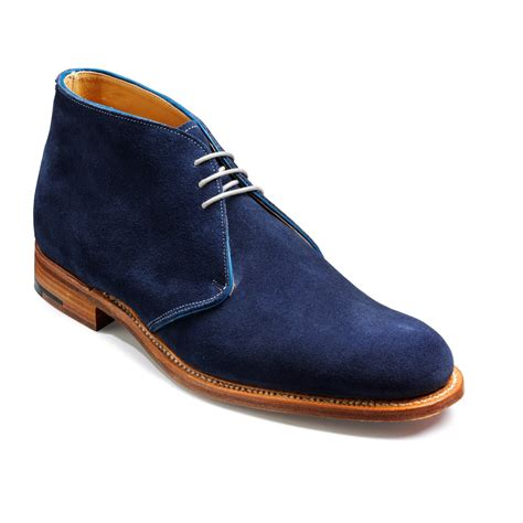 Handmade Shoes Mens - handmade navy blue suede dress boot mens suede shoes