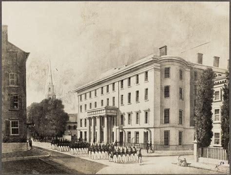tremont house il 16 ottobre 1829 veniva inaugurato il quot tremont house quot primo hotel moderno ecco perch 233
