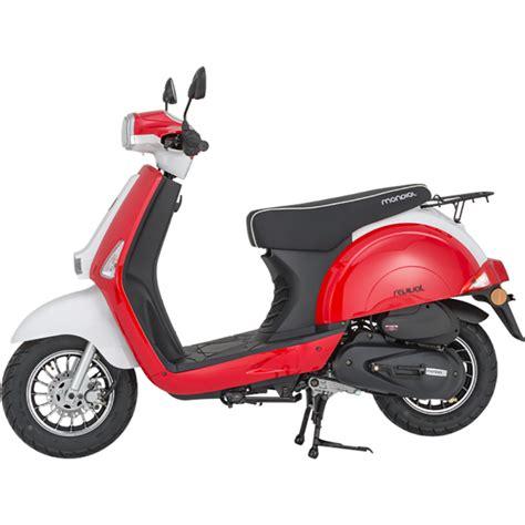 revival mondial cc  sinifi ehliyet uyumlu scooter