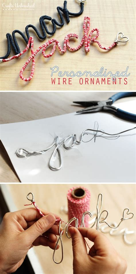 diy personalized ornaments 70 diy ornaments ideas