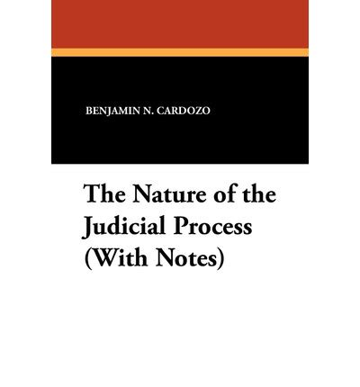 an introduction to the philosophy of storrs lecture books the nature of the judicial process with notes benjamin