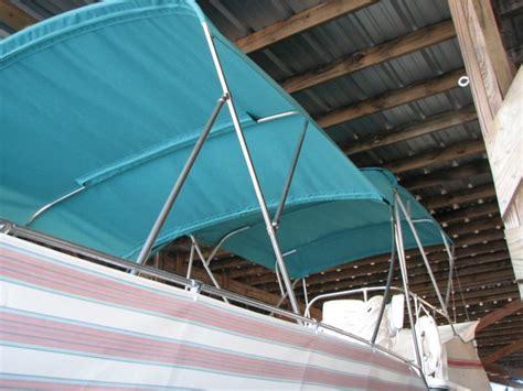 bimini boat works houseboat bimini tops and enclosures black dog design inc