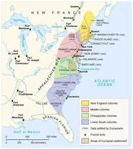 colonial america map apush gt morris gt flashcards gt ap u s history review