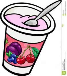 yogurt clip art cartoon illustration stock photo image