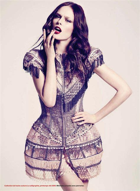 coco quebec editorial coco rocha for elle quebec may 2011 by nelson