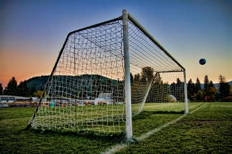 backyard goals triyae com soccer backyard goals various design