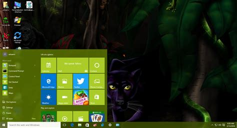 theme windows 7 jungle get classic microsoft plus themes for windows 10 windows