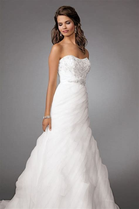 30 best Fit & Flare / Dropped Waist Wedding Dress images