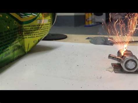 how to make a fully functional mini cannon very powerful