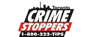 Crime Stoppers Toronto Crime Stoppers