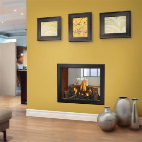 Two Way Fireplace Insert by The Fyre Place Patio Shop Owen Sound Ontario Canada