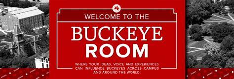the buckeye room join us in the buckeye room