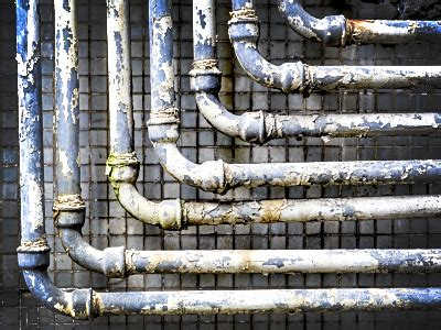 how does water affect plumbing stephens