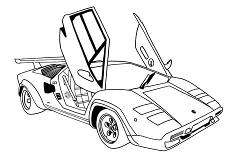 Lamborghini Coloring Pages Printable by How To Find Free Lamborghini Coloring Pages To Print