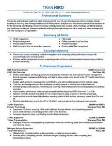 field resume templates professional field supervisor templates to showcase your