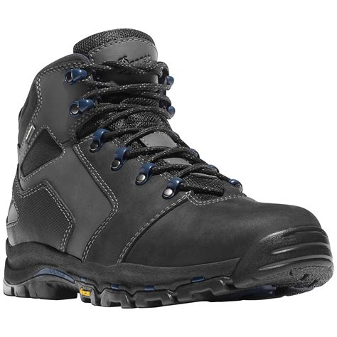 danner work boots s danner 4 5 quot vicious gtx waterproof work boots black