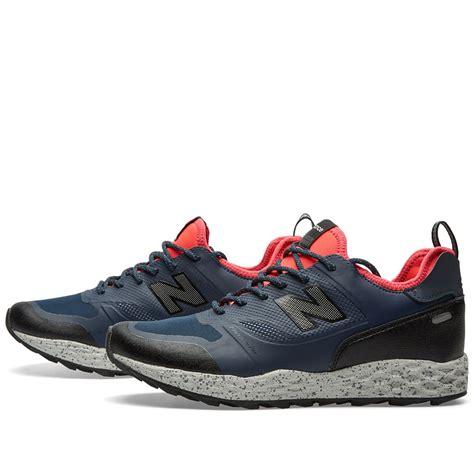 Sepatu New Balance Trailbuster Mfltbnp new balance mfltbnp blue black