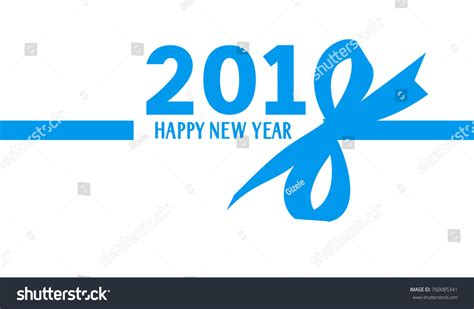 happy new year title vector 2018 happy new year title design stock vector 760085341