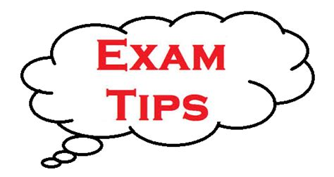 10 Top Tips On Getting Ready For Exams by Last Minute Preparation Important Tips For Ipcc
