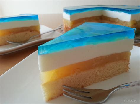 wie kann kuchen backen blue hawaii torte oder auch swimmingpool torte die