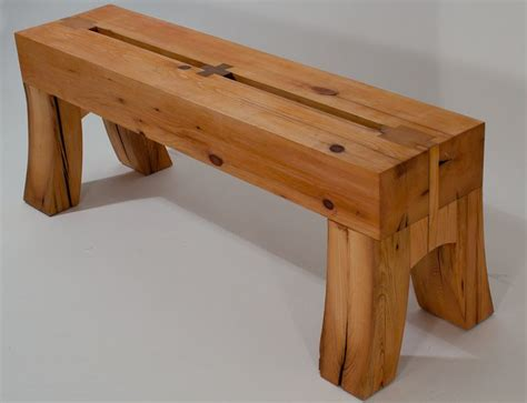 Meuble D Atelier 4445 by Timber Frame Bench Woodworking Ideas Projects