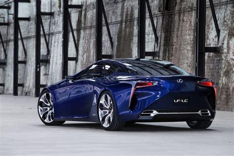 lexus lf lc blue australian opals inspire japanese hybrid