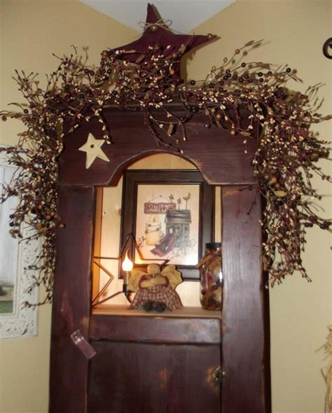 Rustic Primitive Home Decor 590 Best Primitive Home Decor For The Seasons Images On Decor Rustic