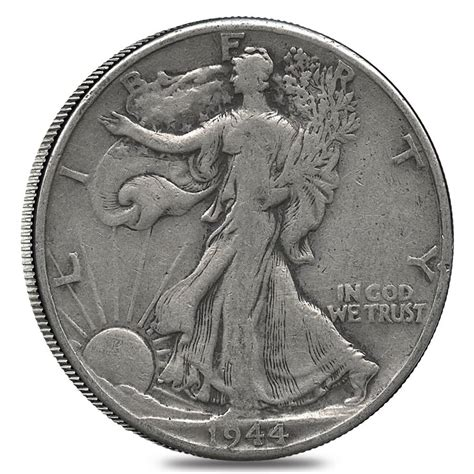 10 Dollar Silver Coin by 10 Value Walking Liberty Half Dollars 90 Silver 20