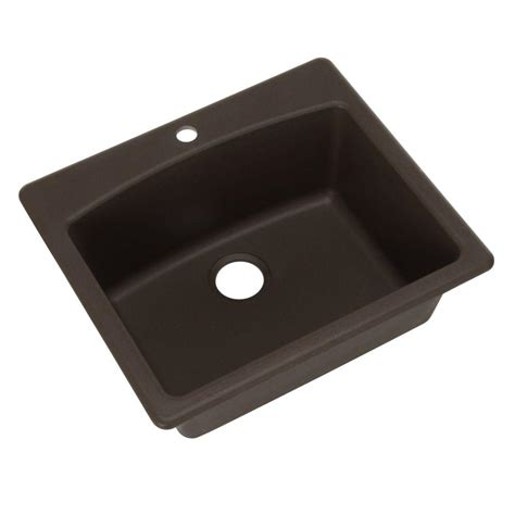 franke composite granite sink franke dual mount composite granite 25 in 1 single