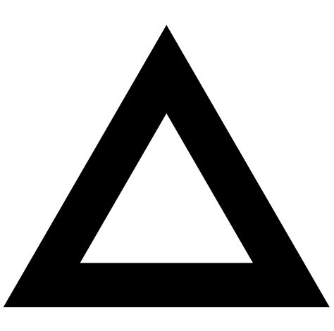 The Triangle triangle narrations of the