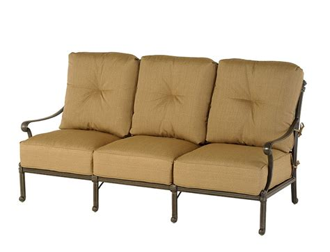 Sofa Sait by Northern Virginia Hanamint St Augustine Collection