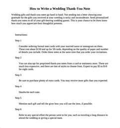 11 sle wedding thank you notes psd vector eps pdf