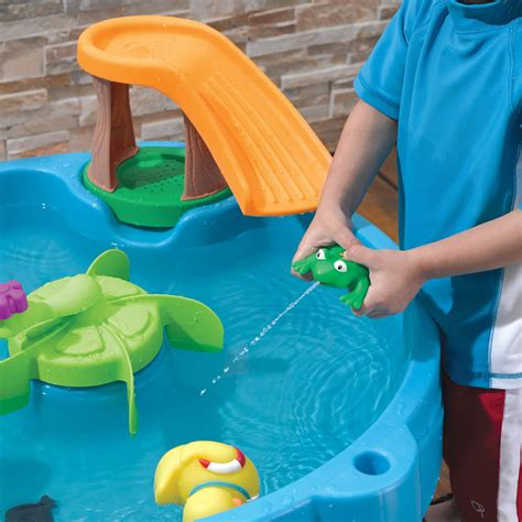 step2 duck pond water table duck pond water table kids sand water play step2