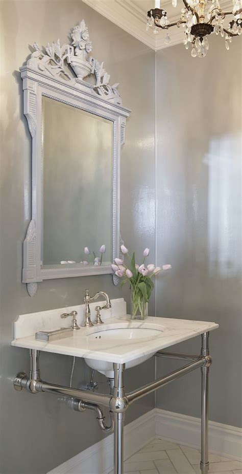 metallic bathroom paint 25 best ideas about silver walls on pinterest silver