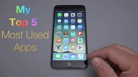 8 Best Iphone Applications by Top 5 Best Iphone Apps Leaked June 2017 You Should Use