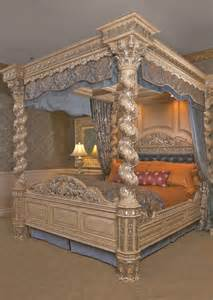California King Canopy Bed For Sale The Renaissance Canopy Bed Cal King World S Best