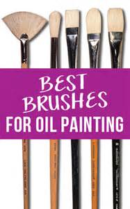 how to find the best painting brushes for artists