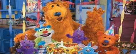 bear inthe big blue house bear in the big blue house cast images behind the voice actors