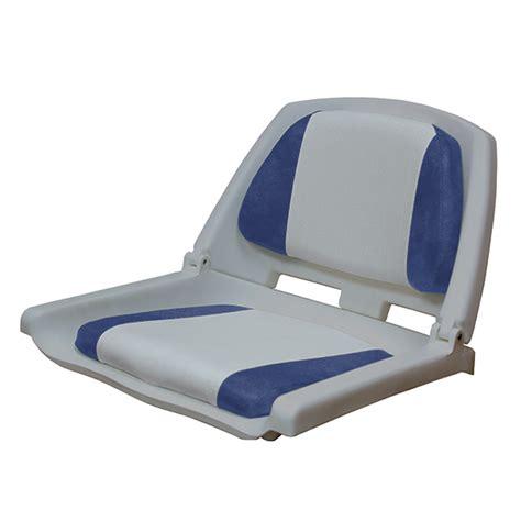 folding fishing boat seats wise seating folding plastic fishing boat seat west marine