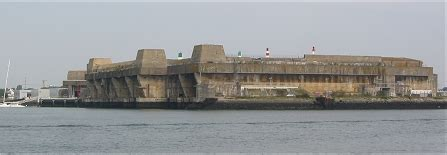 german u boat base lorient the boat that sank the robert e lee and world war two