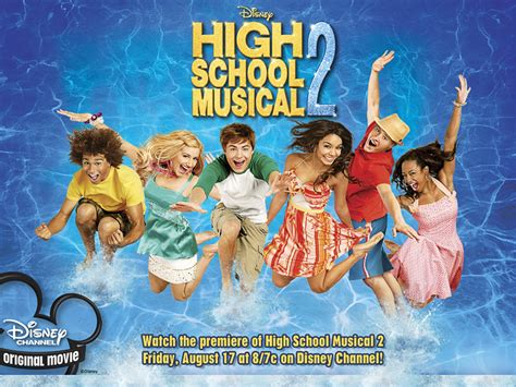 high school musical 2 high school musical 2 high school musical wallpaper