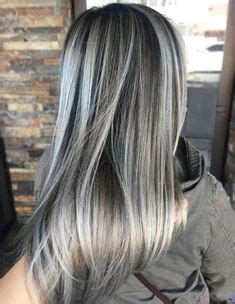 bob brunette ombre bob ashleigh mclean contrast hair color chunks google search hair