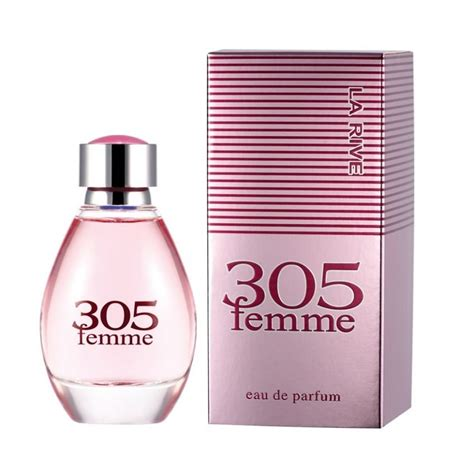 la rive 305 femme eau de parfum 90ml inspired by carolina herrera 212