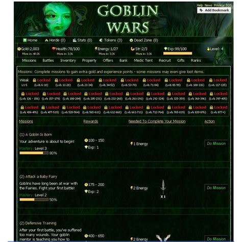text based rpg android play rpg on goblin wars review