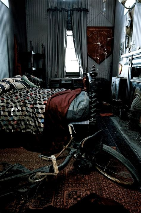 hogwarts    decoracion de habitacion